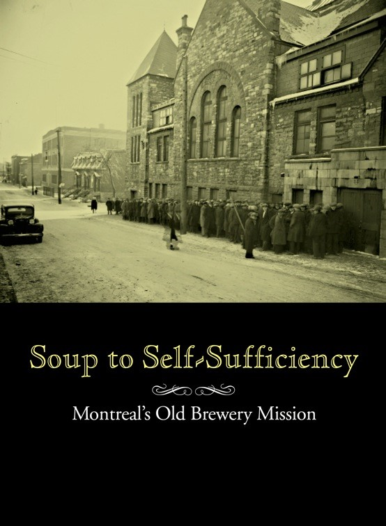 Soup to Self-Sufficency: The Old Brewery Mission